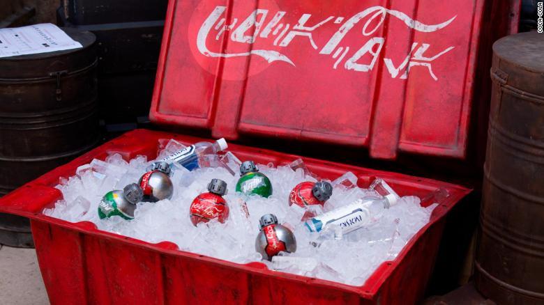 Star Wars: Galaxy's Edge Coca-Cola products