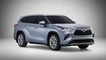 Toyota introduces their 2020 Highlander SUV 13