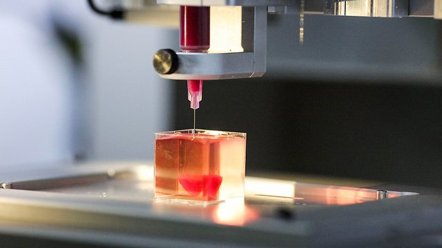 Scientists have created the first 3D printed heart from human tissue 12