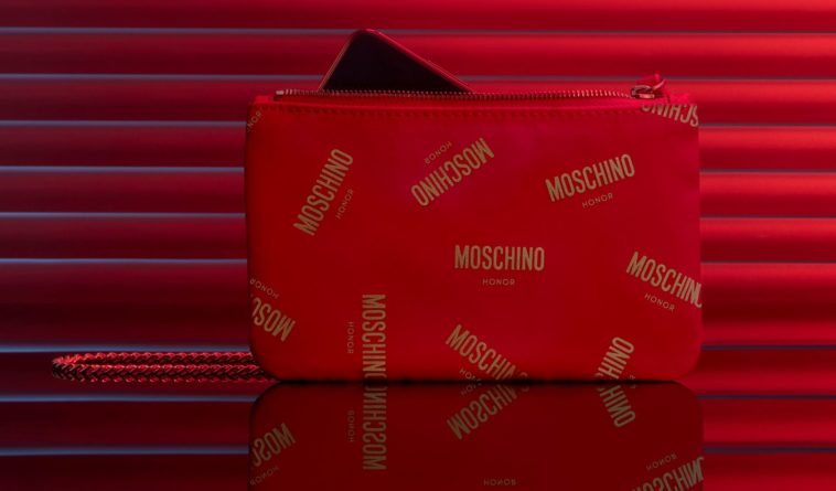 A Moschino-themed Honor 20 is coming in May 13