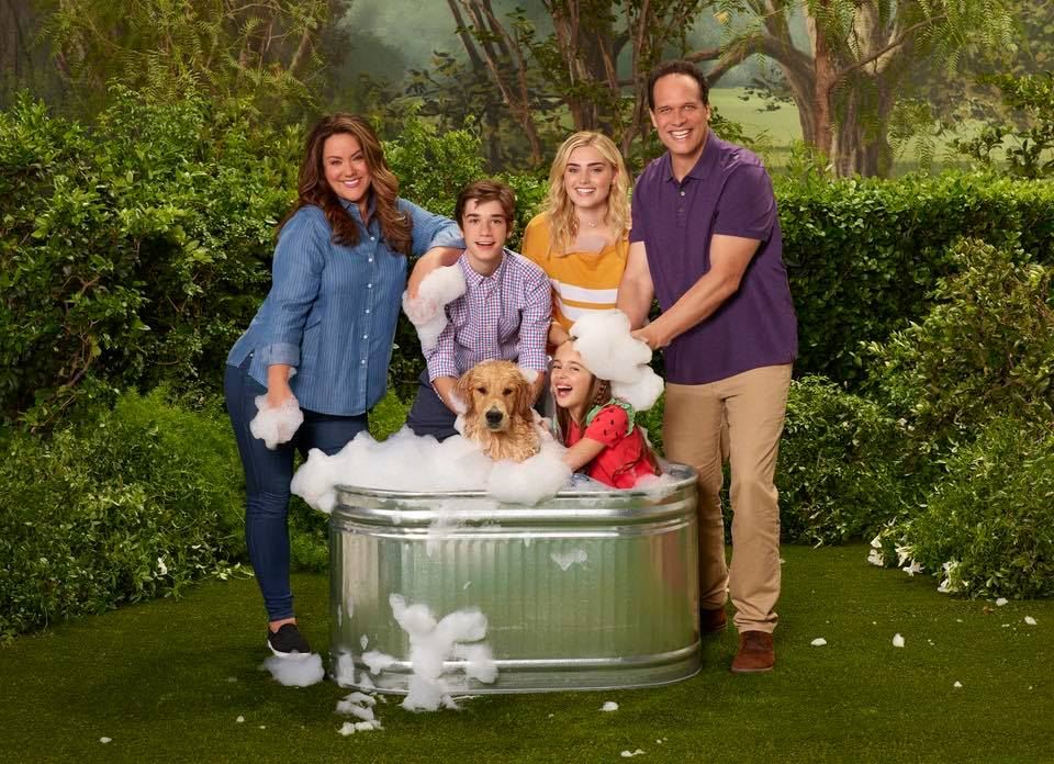 The cast of American Housewife