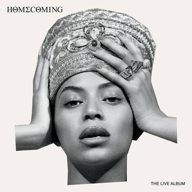 Homecoming album cover