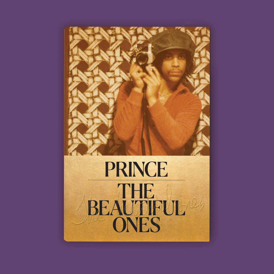 Prince's The Beautiful Ones book cover