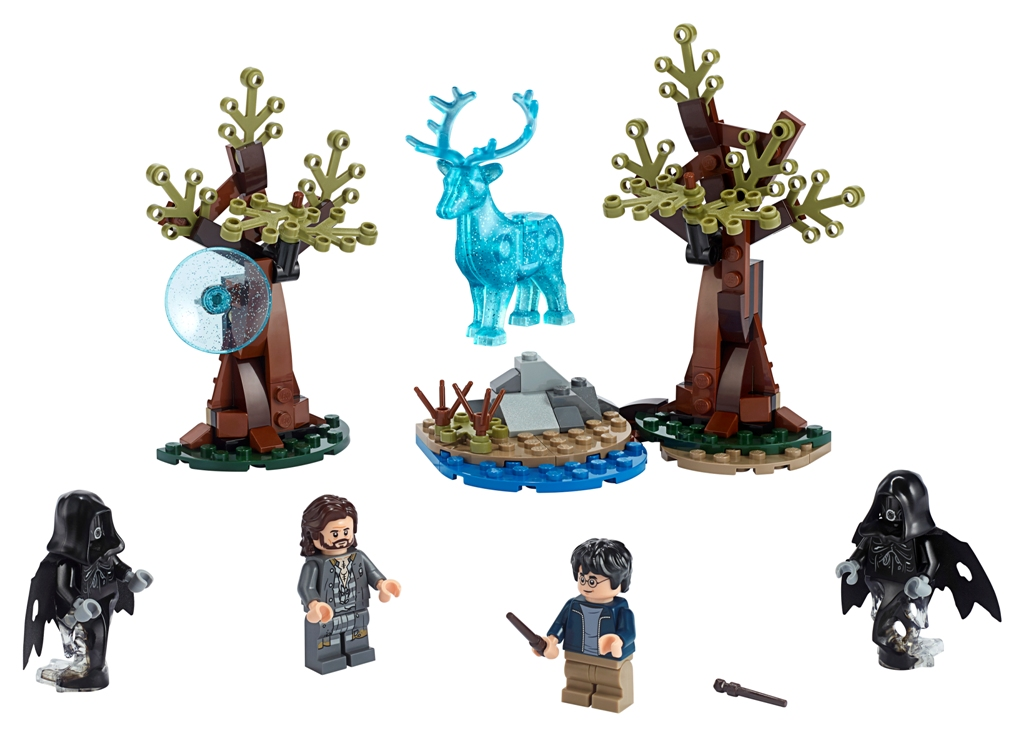 LEGO Harry Potter Expecto Patronum set