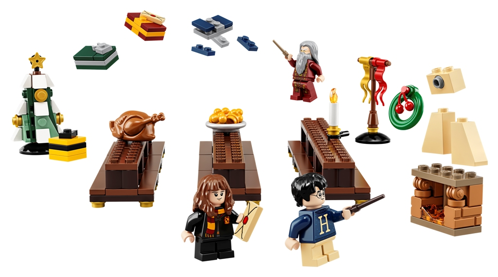 LEGO Harry Potter Advent Calendar set