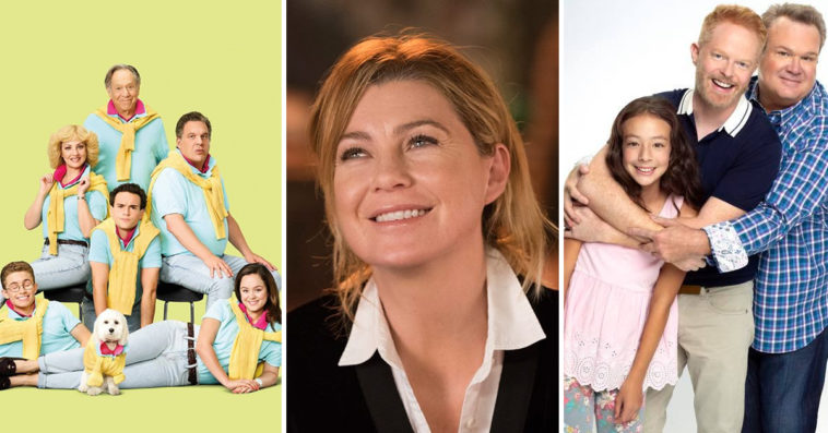 ABC sets season finale dates for Grey's Anatomy, Modern Family, The  Goldbergs & More