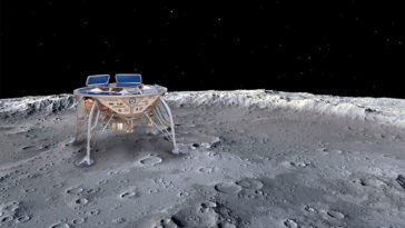 Israeli spacecraft fails during lunar decent 16