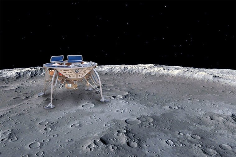 Israeli spacecraft fails during lunar decent 14