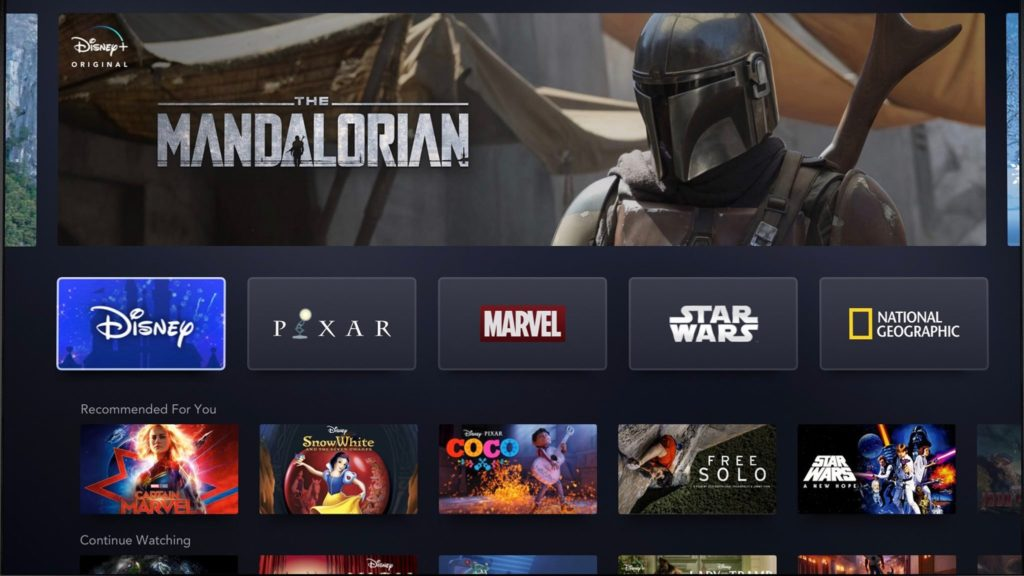 Disney+ will be cheaper than Netflix 20