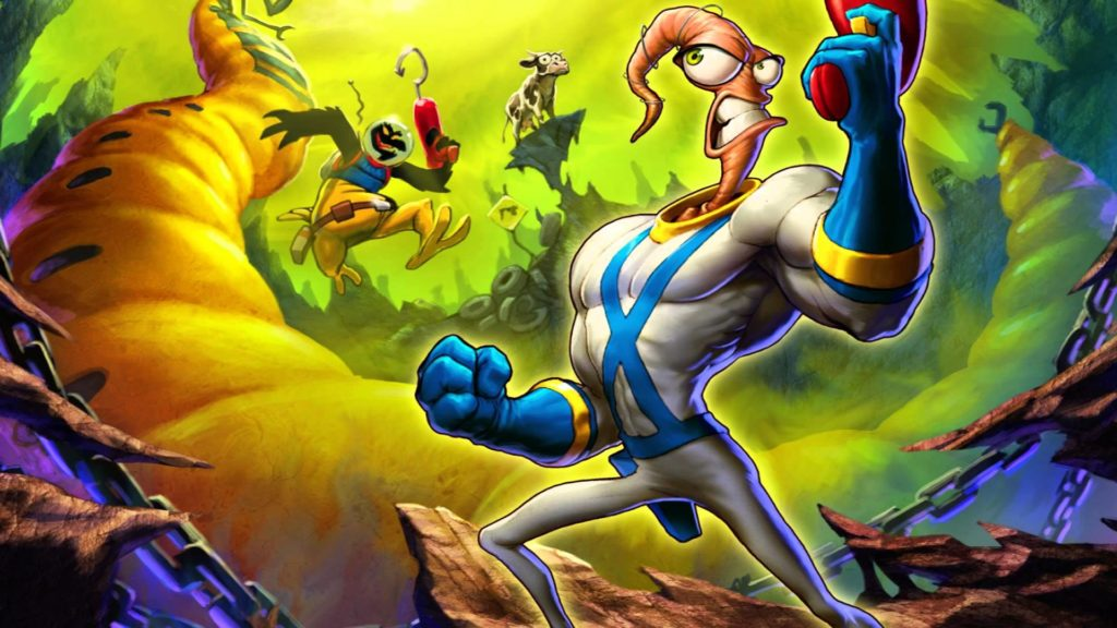 Earthworm Jim and Streets of Rage 2 are coming to the Sega Genesis Mini 15