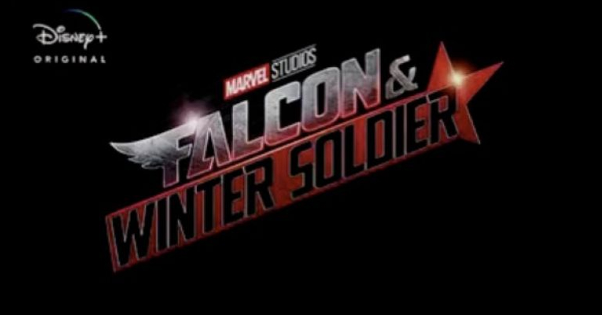 Falcon and Winter Soldier title card