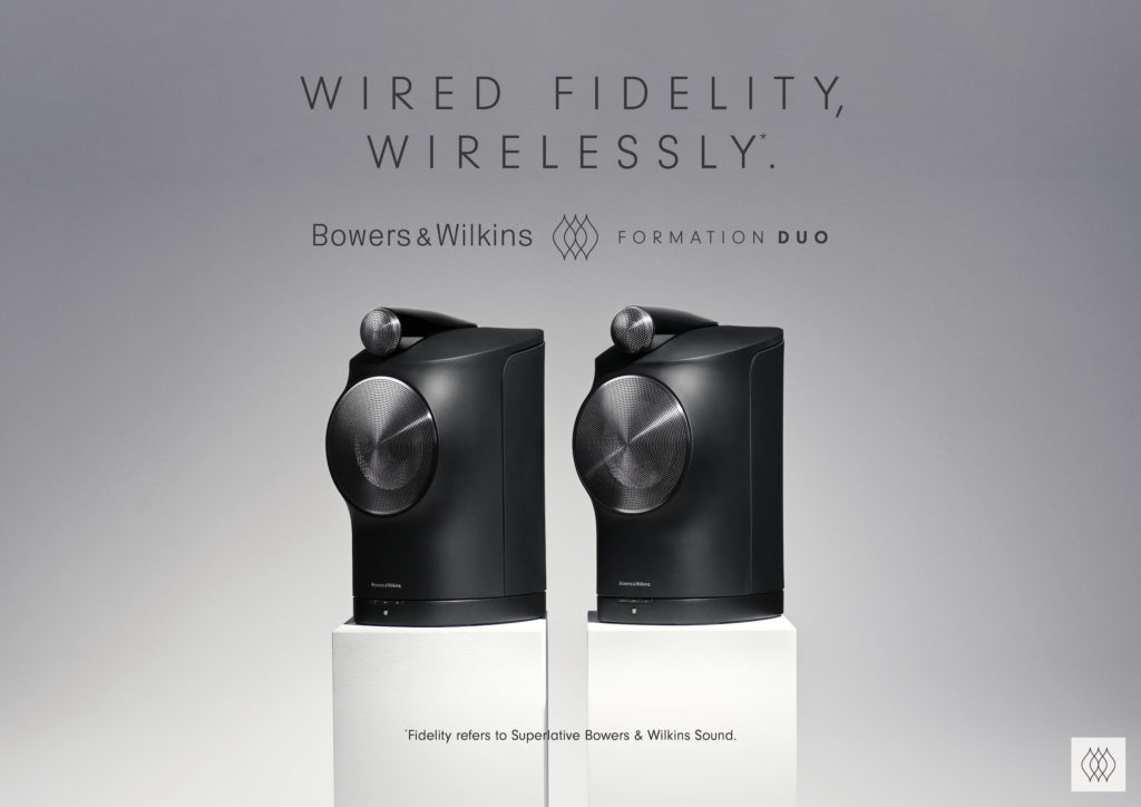 Bowers & Wilkins Formation Wedge is a spiritual successor to the iconic Zeppelin speaker 21