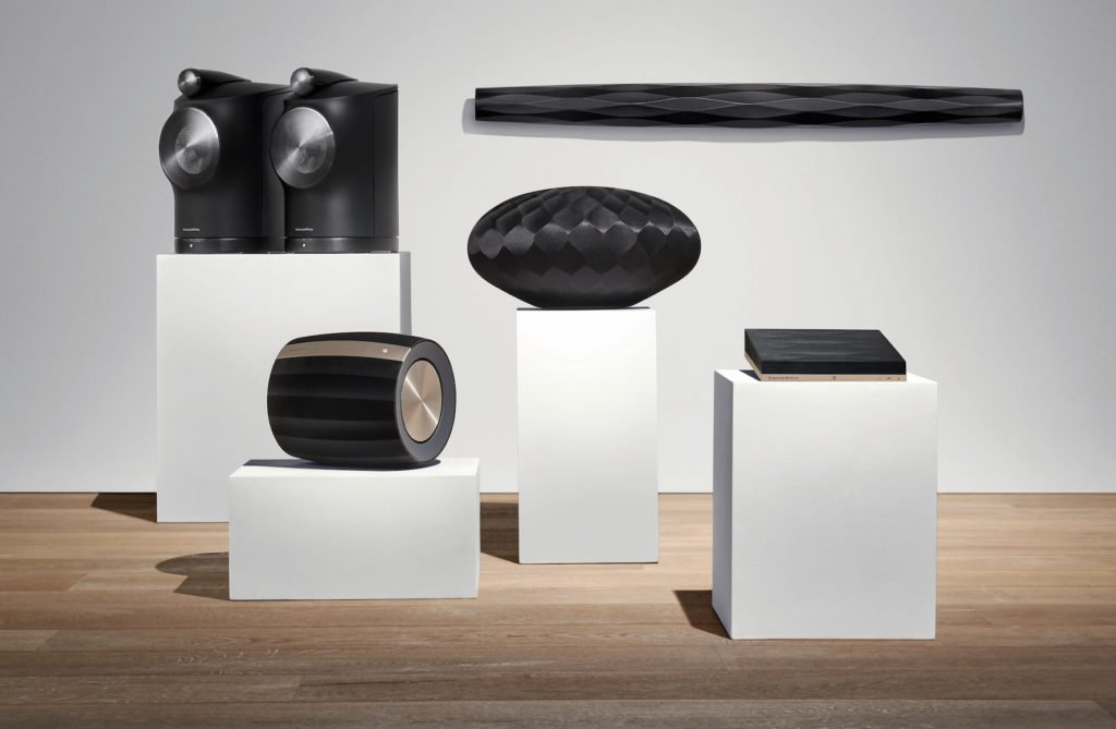 Bowers & Wilkins Formation Wedge is a spiritual successor to the iconic Zeppelin speaker 20