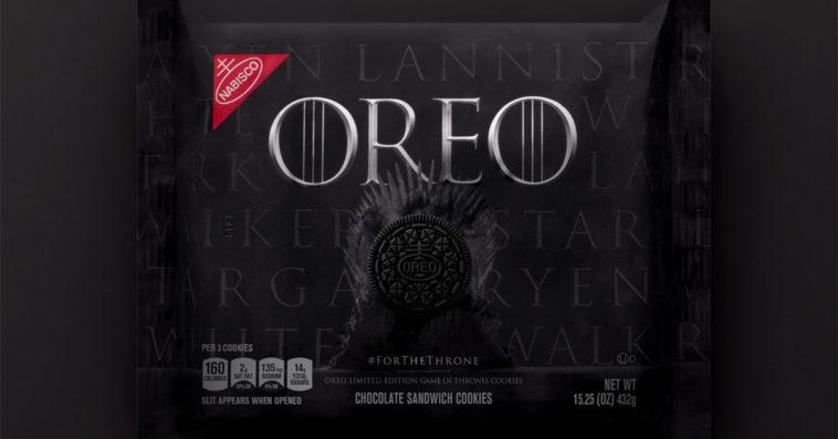 Game of Thrones Oreos
