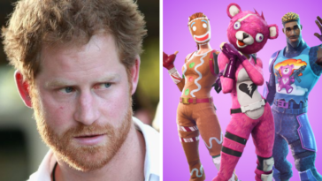 Prince Harry wants to ban Fortnite 12
