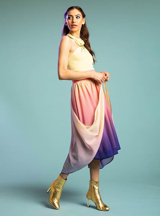 Padmé's Lake Retreat Dress