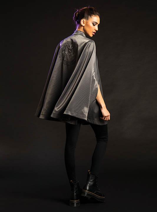 Leia's Cape Coat