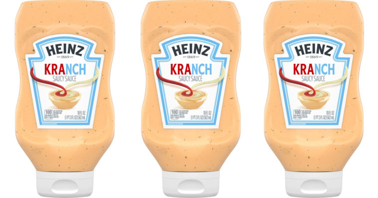 Heinz unveils Kranch, an unusual condiment that combines ketchup and ranch 12