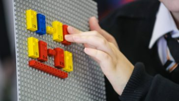 LEGO is developing Braille Bricks for the blind 19