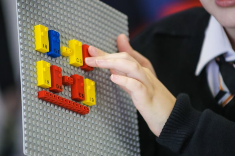 LEGO is developing Braille Bricks for the blind 12