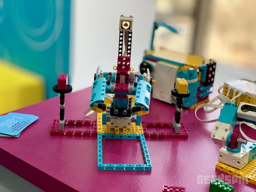 LEGO Education Spike Prime is a STEM toy that combines bricks with coding 16