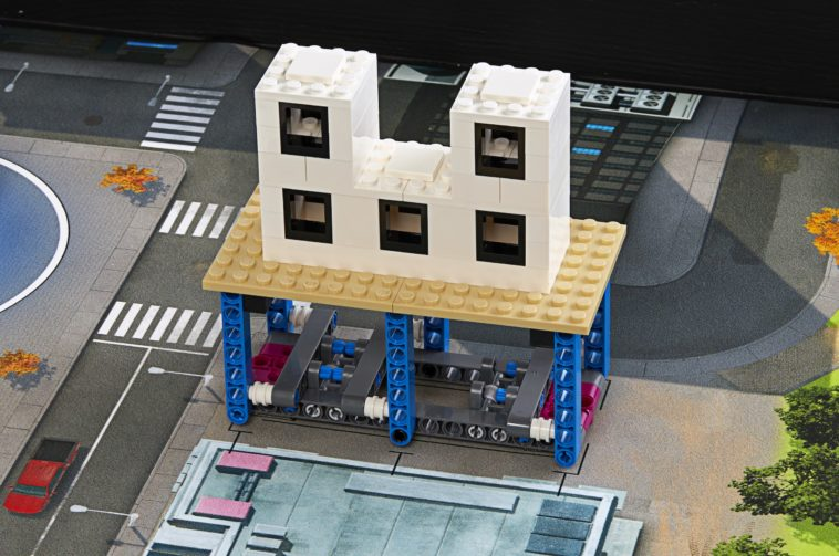 FIRST LEGO League is launching new architecture-themed sets for the 2019-2020 season 13