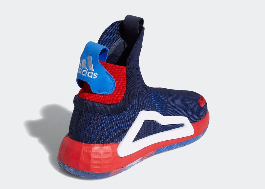 marvel adidas n3xt l3v3l captain america ef2257 release date 3 - Adidas' Captain America shoes will arrive just in time for Avengers: Endgame's debut