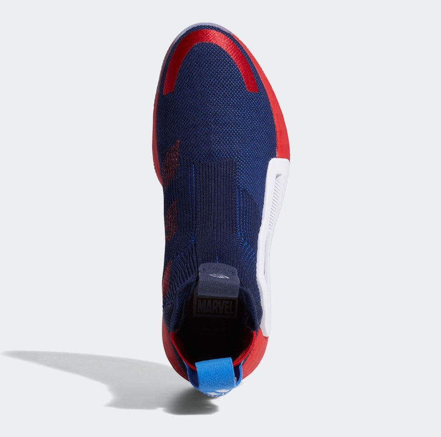marvel adidas n3xt l3v3l captain america ef2257 release date 4 - Adidas' Captain America shoes will arrive just in time for Avengers: Endgame's debut