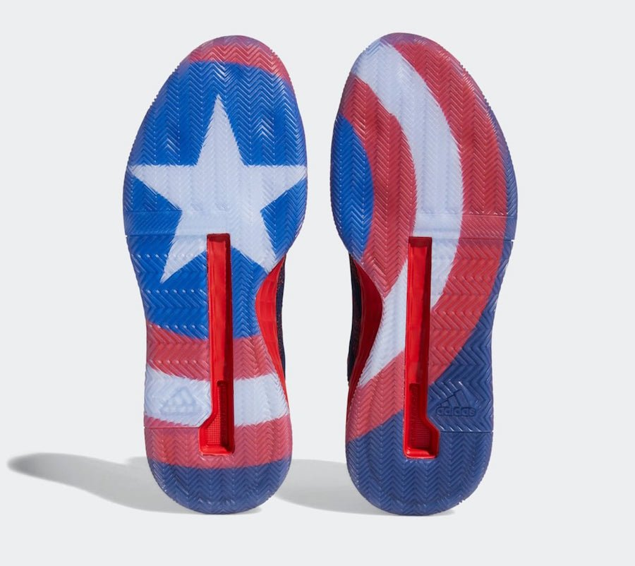 marvel adidas n3xt l3v3l captain america ef2257 release date 5 - Adidas' Captain America shoes will arrive just in time for Avengers: Endgame's debut