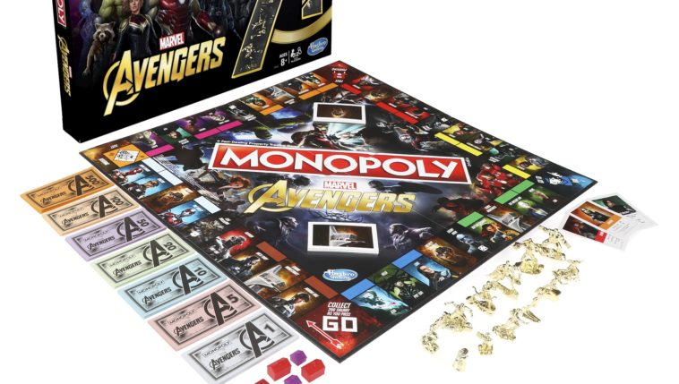Monopoly: Marvel Avengers edition arrives just in time for Endgame 18