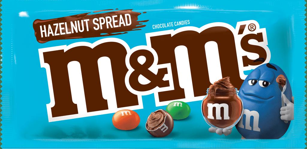 Hazelnut Spread M&M's single size