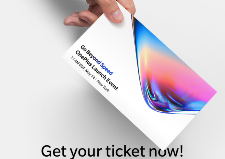 Tickets for the OnePlus 7 Pro launch event are on sale now 13