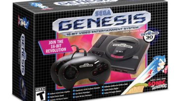 Sega Genesis Mini release date set for September 19th 16