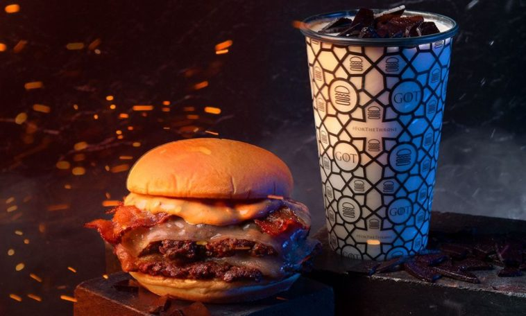 Shake Shack has a secret menu for Game of Thrones fans 12