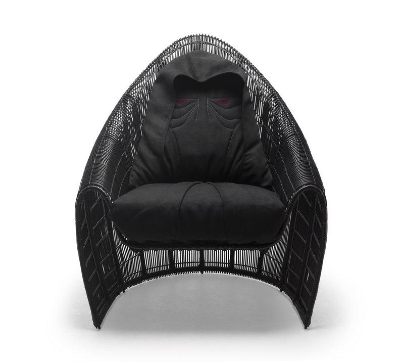 SIDIOUS Easy Armchair