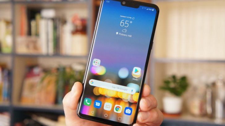 LG G8 ThinQ review: generic flagship, stellar audio 14
