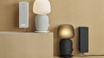 Sonos and Ikea's Symfonisk table lamp doubles as a smart speaker 16