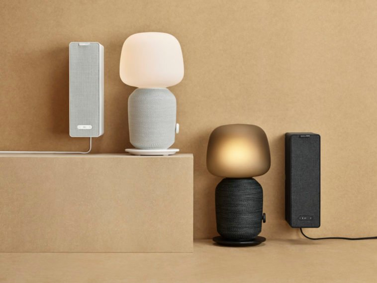 Sonos and Ikea's Symfonisk table lamp doubles as a smart speaker 14