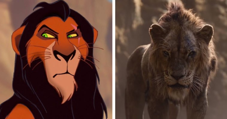 The Lion King's Scar