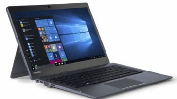 Toshiba is changing its name to Dynabook Americas 13