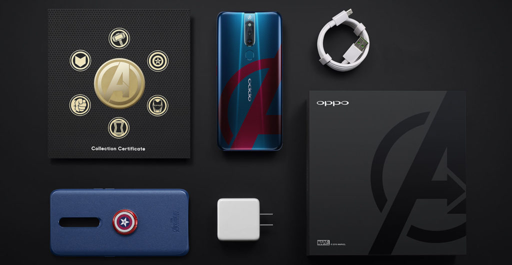 Avengers: Endgame gets a limited edition smartphone from Oppo 12