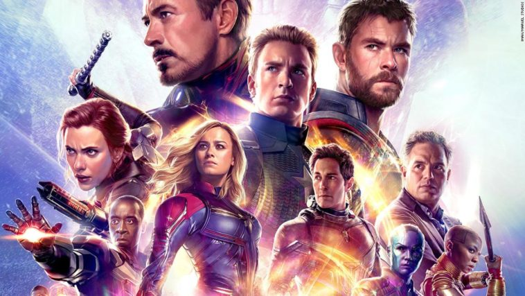 Avengers: Endgame becomes the fastest film in history to cross the $2 billion mark 12