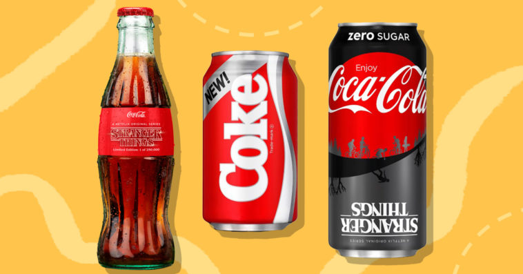 Coca-Cola x Stranger Things