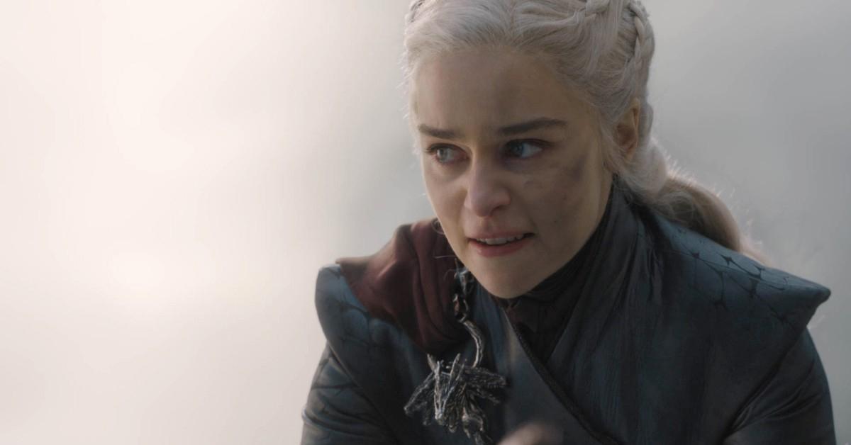 Emilia Clarke as Daenerys