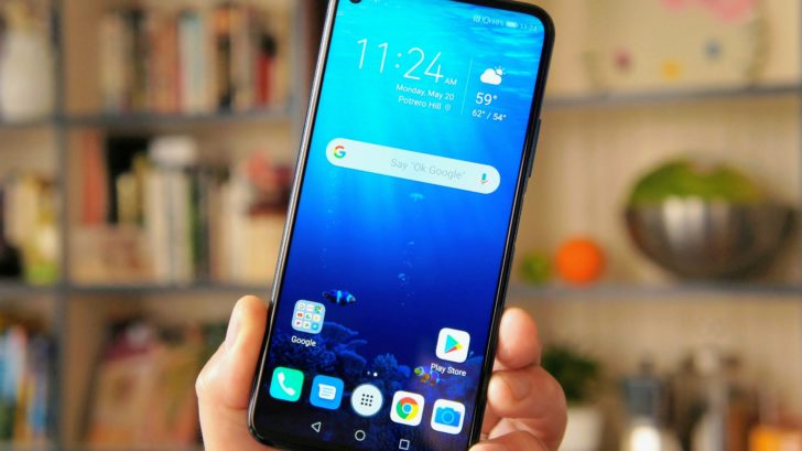 The Honor 20 Pro is the quad-camera flagship you can't buy in the US (hands-on) 14