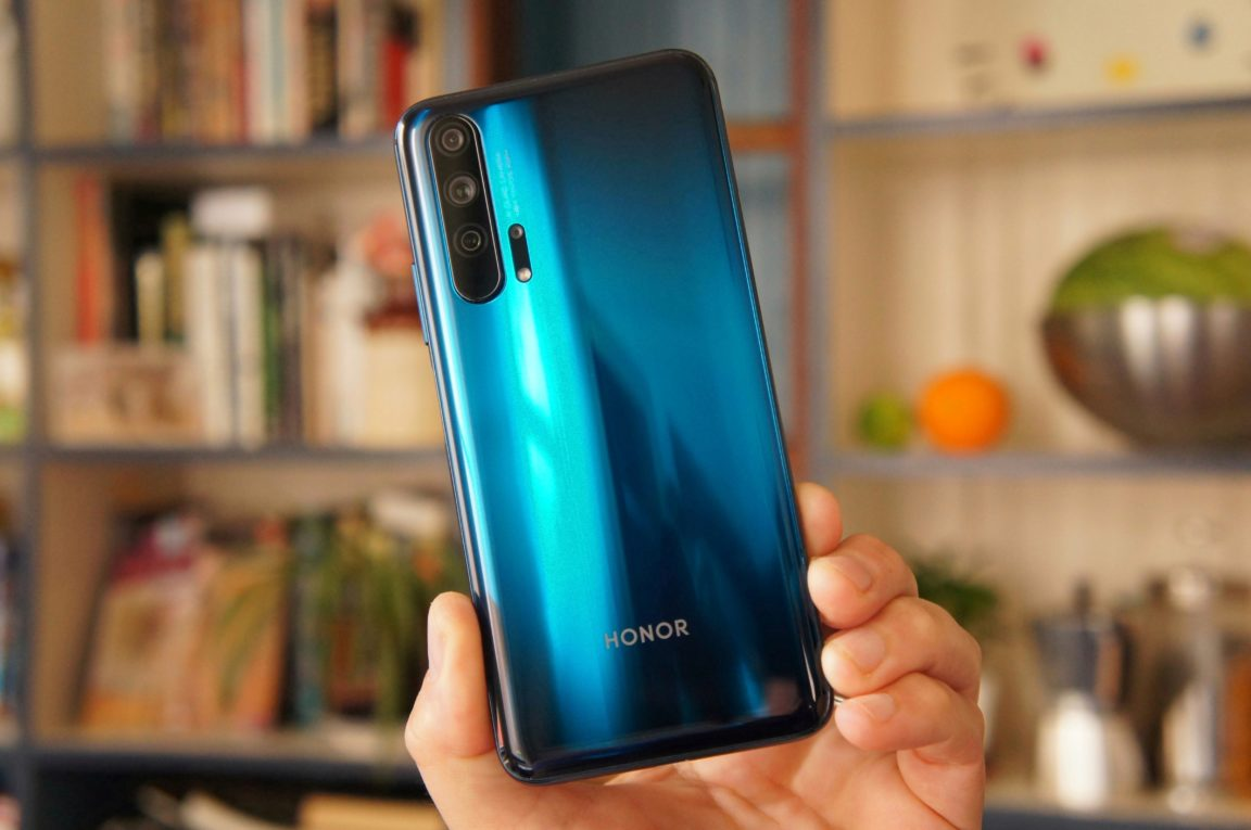 The Honor 20 Pro is the quad-camera flagship you can't buy in the US (hands-on) 13