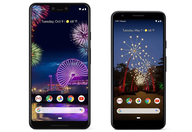 Google Pixel 3 family