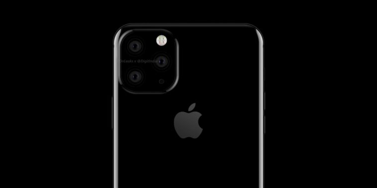 Leaked iPhone 11 models show up in Eurasian database 12