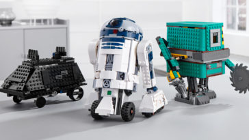 LEGO Star Wars BOOST Droid Commander set
