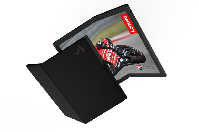 Lenovo ThinkPad X1 foldable PC prototype unveiled ahead of official launch in 2020 11